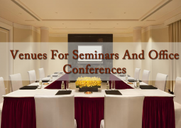 How To Select Venues For Seminars And Office Conferences