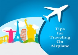 Tips for Traveling on Airplane