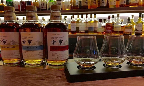 HongKong_whiskey, best drinking cities, alcohol cities