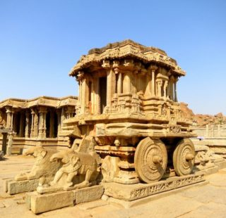 Places to visit in hampi