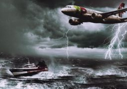 The mystery of Bermuda triangle