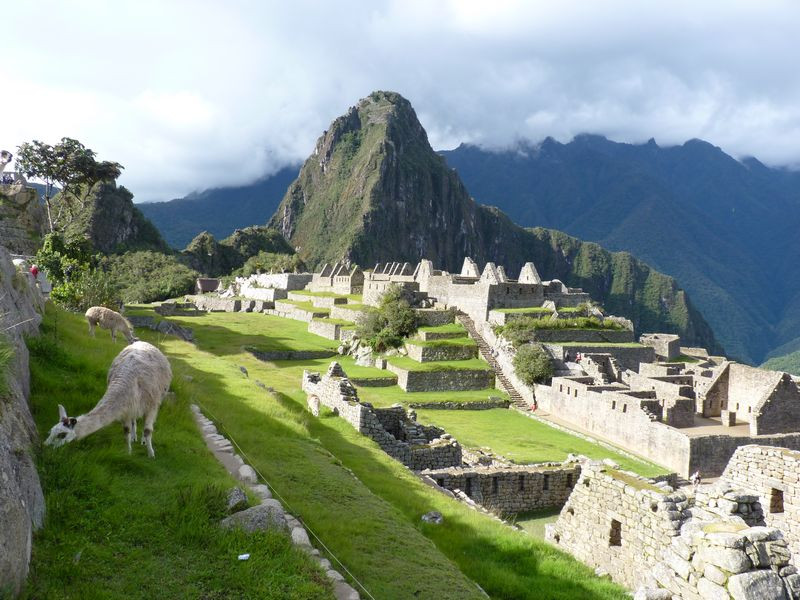 Trip experience- Machu Picchu- the lost world