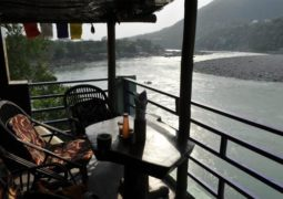 café in rishikesh