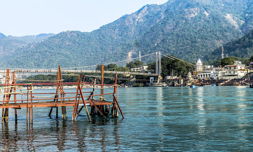 Best place to visit near Delhi - RishiKesh