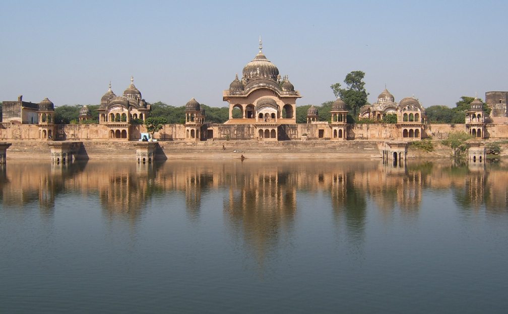 Best place to visit near Delhi - Vrindavan