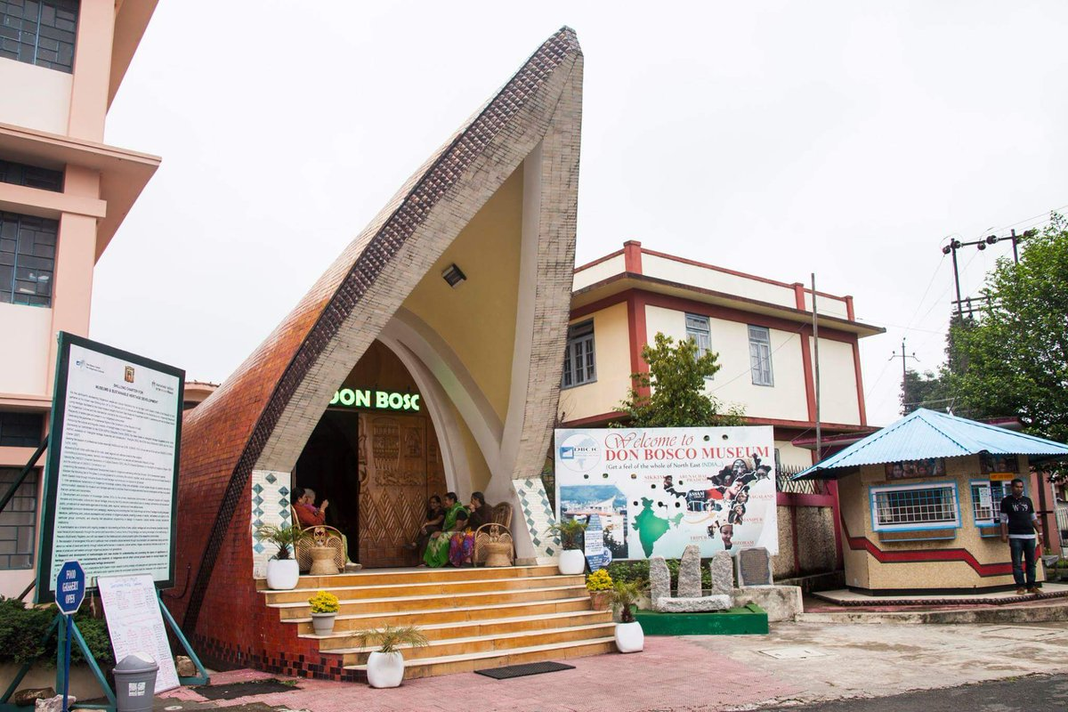 don bosco museum - best time to visit Shillong