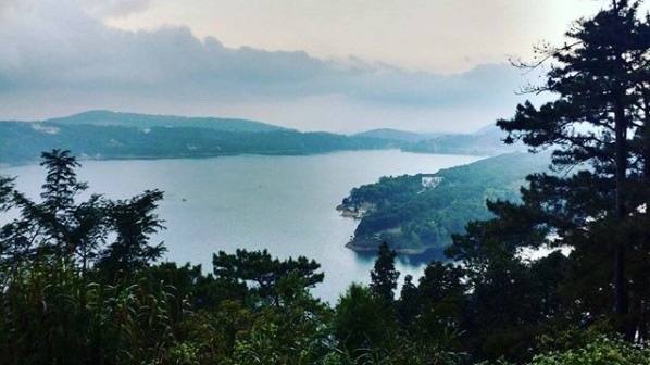 Umiam Lake - Best place to visit in Shillong