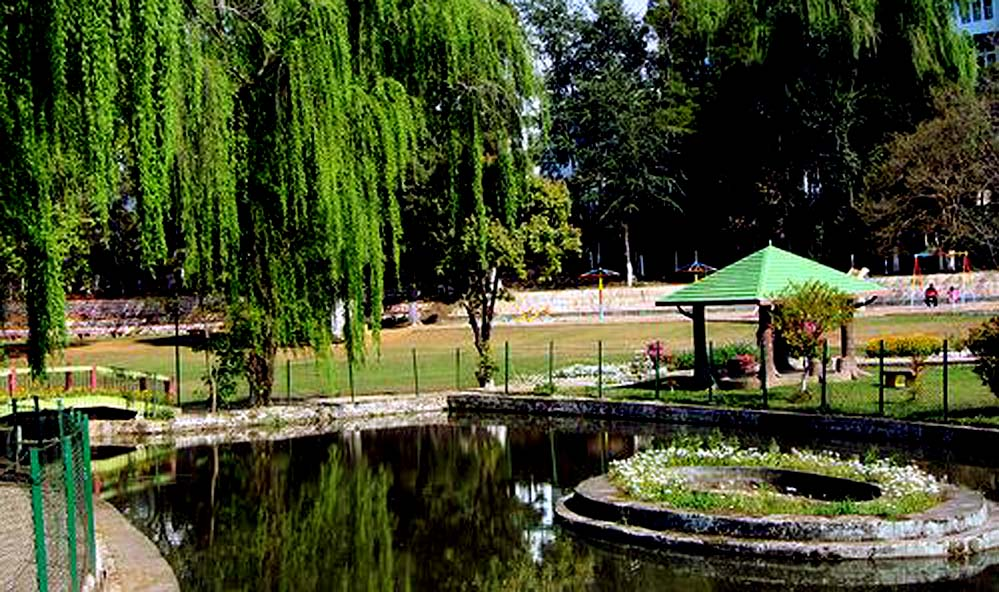 Lady Hydari Park - Best place to visit in Shillong