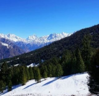 Best time to visit Auli - Auli Tourism