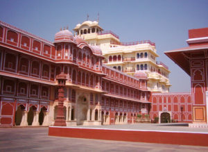 jaipur Tourist places list - City palace