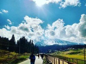Gulmarg, jammu and Kashmir Tourist places