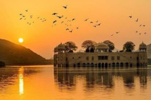 Jaipur tourist places list-Jal Mahal