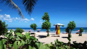 kuta beach; Places to visit in Bali