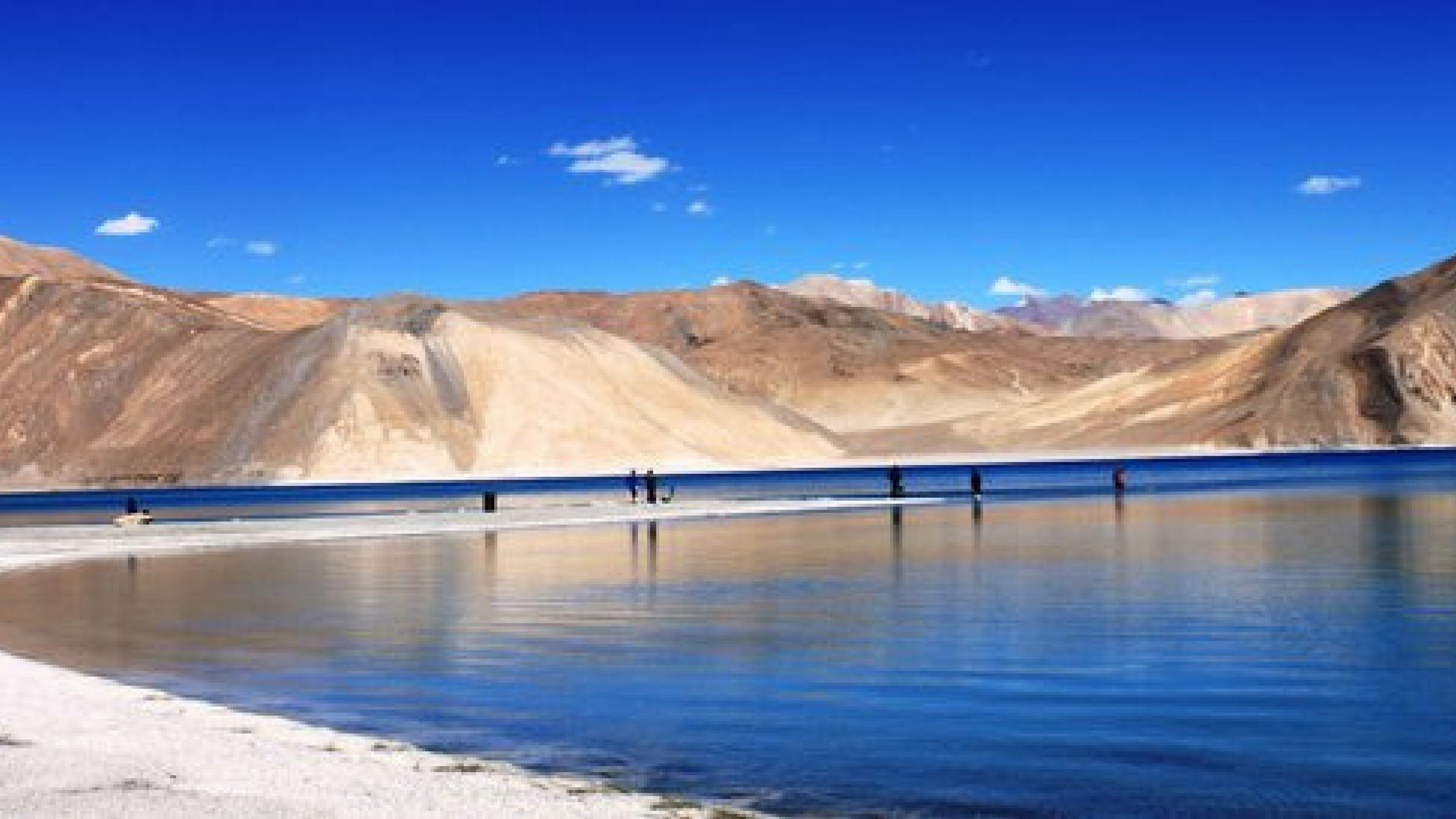 Journey from leh to Pangong Lake