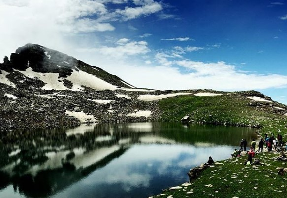 Trek the Himalayas, Bhrigu lake trek