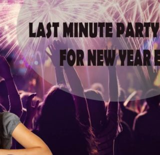 Last Minute Party Plans for New Year Eve