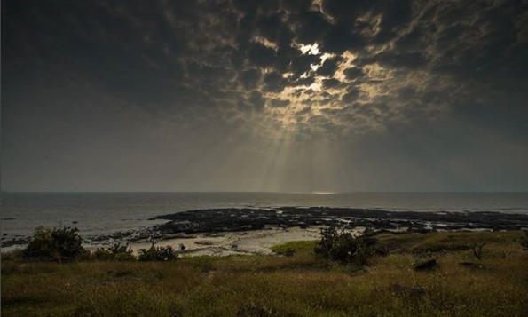 Hidden beaches near Mumbai - Korlai Beach