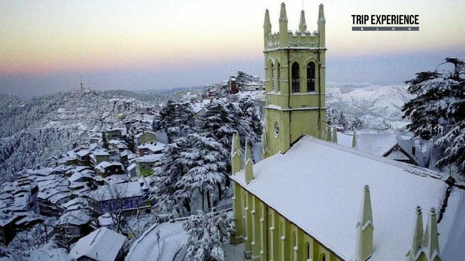 Shimla - Hill Stations in India