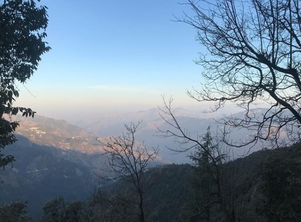 Tourist places in Uttarakhand - Mussorie