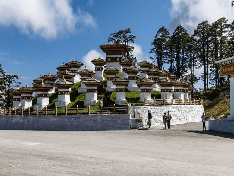Bhutan shuts down temples for tourists amid peak season