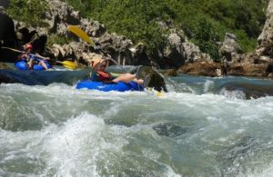 River Tubing at Montpellier