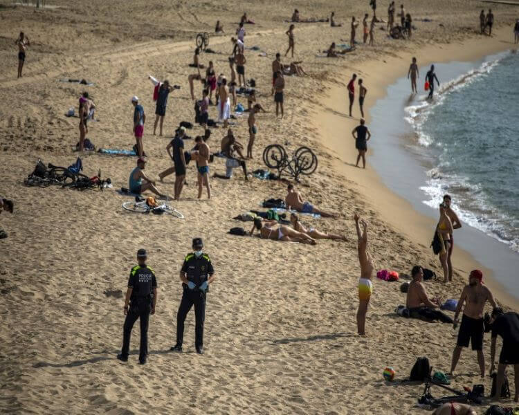 EU to ease travel restrictions by the end of June 2020