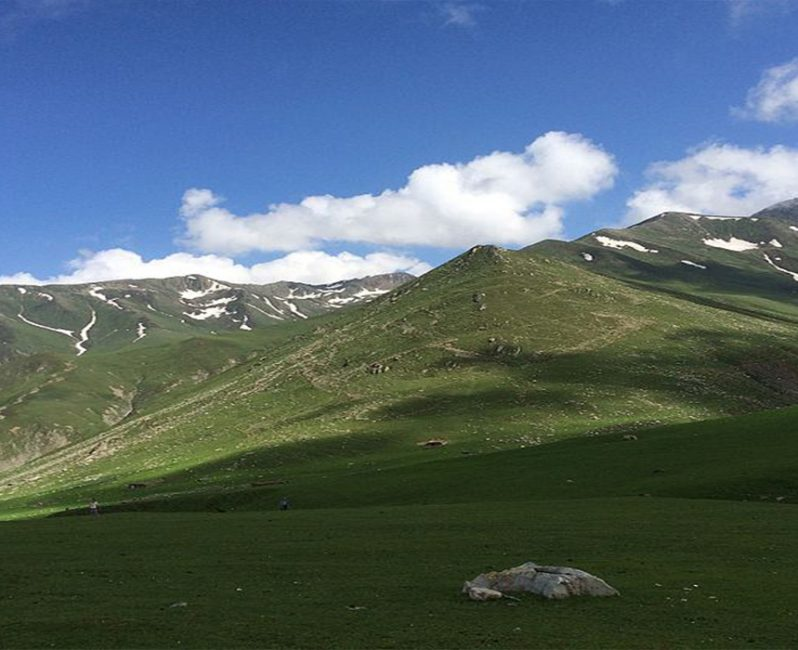 Unexplored Peer ki Gali in Kashmir