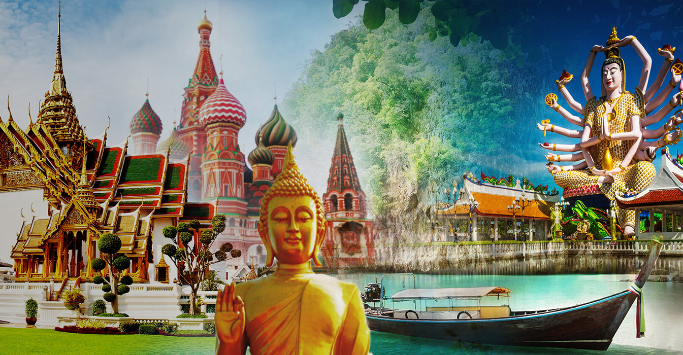 most beautiful places to visit in Thailand