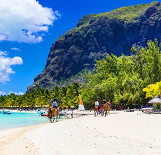 Best beaches to visit in Mauritius
