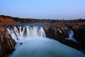 Facts about Dhuandhar falls in Jabalpur