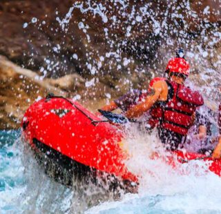 Best Places For Rafting In India